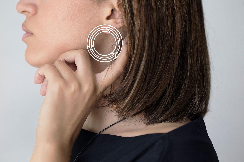 Palizi Small Earrings