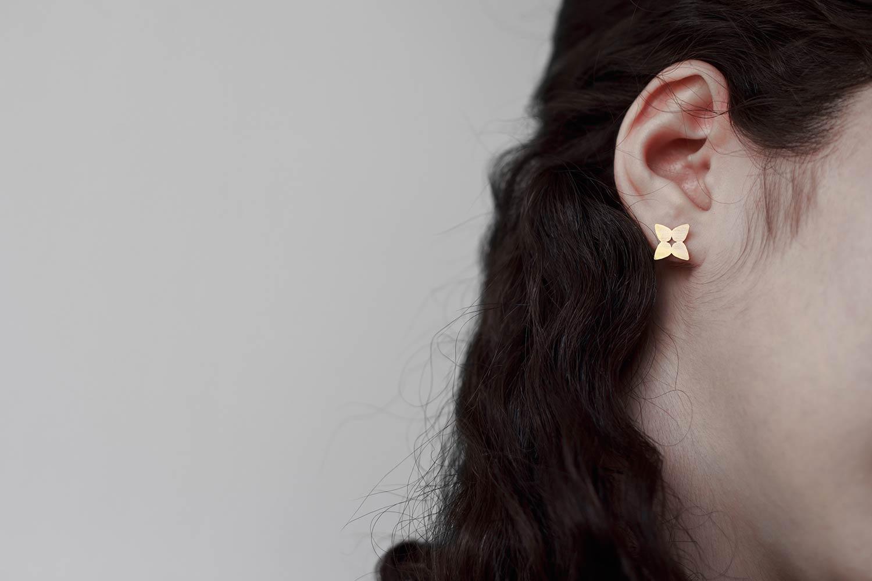 Broken Zaav Earrings